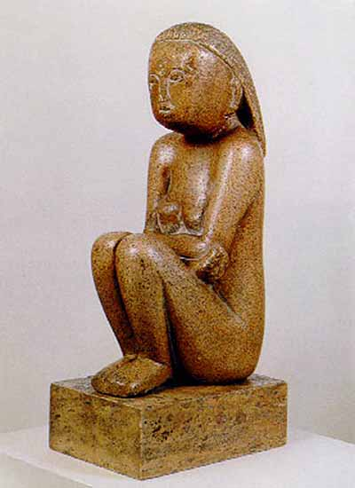 Brancusi - The Wisdom of the Earth